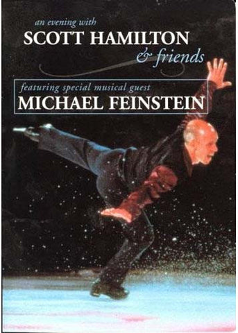 An Evening With Scott Hamilton And Friends DVD Movie