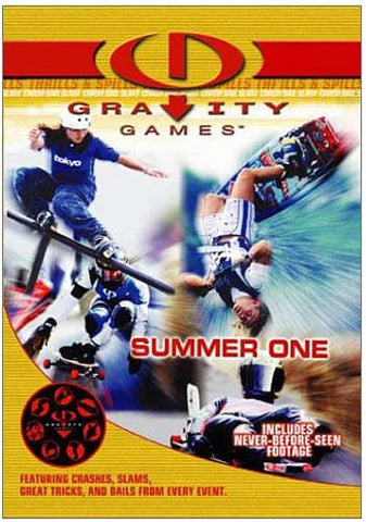 Gravity Games - Summer One DVD Movie