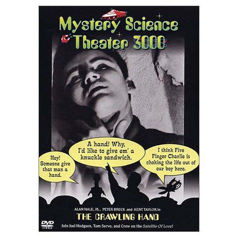 Mystery Science Theater 3000 - The Crawling Hand DVD Movie
