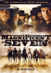 The Magnificent Seven - The Complete First Season (Boxset)