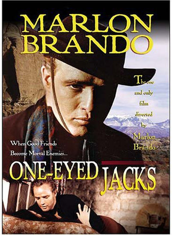 One-Eyed Jacks DVD Movie