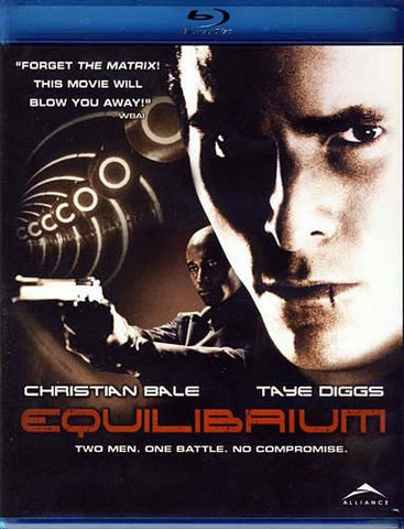 Equilibrium(bilingual) (Blu-Ray) BLU-RAY Movie