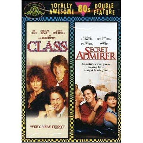 Class / Secret Admirer (Totally Awesome 80s Double Feature) (Widescreen/Fullscreen) DVD Movie