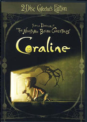 Coraline (Two-Disc Collector s Edition with + Digital Copy 2D & 3D Version) (Bilingual)