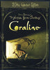 Coraline (Two-Disc Collector s Edition with + Digital Copy 2D & 3D Version) (Bilingual) DVD Movie