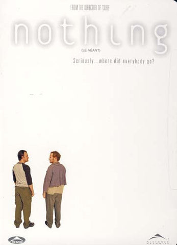 Nothing (Bilingual) DVD Movie