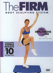 The Firm Body Sculpting System - Firm Hips, Thighs and Abs!