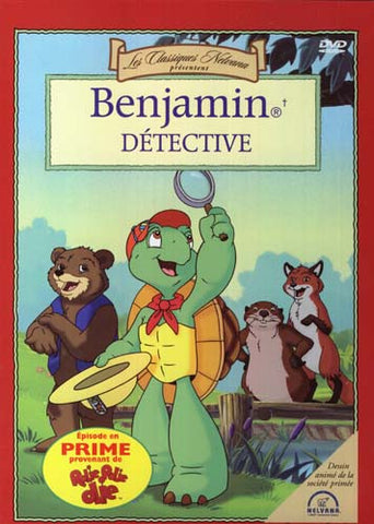 Benjamin - Benjamin Detective DVD Movie