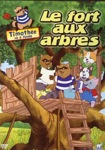 Timothee Va A L' Ecole - Le Fort Aux Arbres DVD Movie