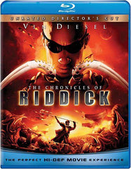 The Chronicles of Riddick (Unrated Director s Cut) (Blu-ray)