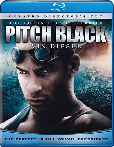 The Chronicles of Riddick - Pitch Black (Unrated Director s Cut) (Blu-ray) BLU-RAY Movie