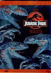 Jurassic Park - The Collection (Jurassic Park / The Lost World) (Fullscreen Edition) (Boxset)