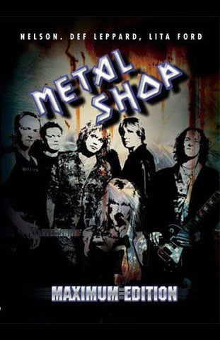 Metal Shop - Vol. 2 - Maximum Edition DVD Movie