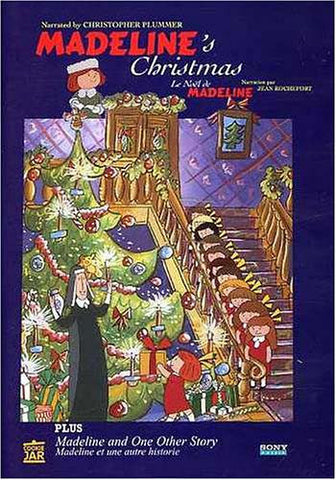 Madeline s Christmas (Bilingual) DVD Movie