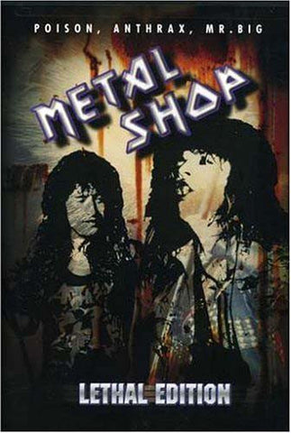 Metal Shop - Vol. 4 - Lethal Edition DVD Movie