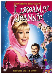 I Dream of Jeannie - The Complete First Season (Color Cover) (Boxset)