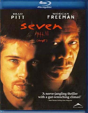Seven (Bilingual) (Blu-ray) BLU-RAY Movie