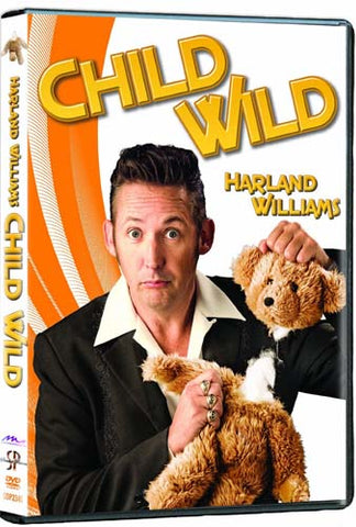 Harland Williams - Child Wild DVD Movie