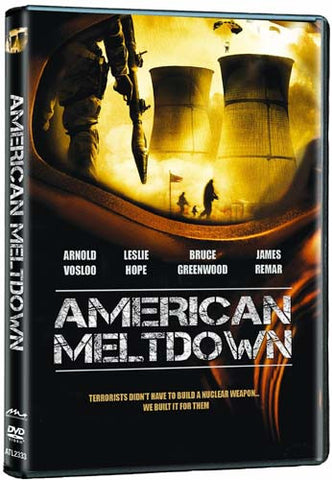 American Meltdown DVD Movie