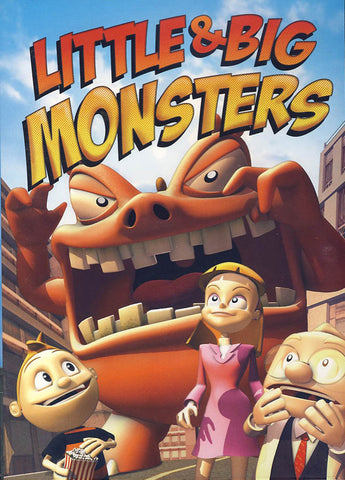 Little And Big Monsters DVD Movie