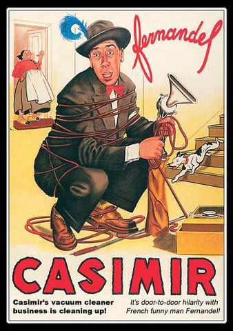 Casimir (French Only) DVD Movie
