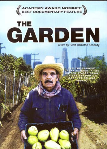 The Garden DVD Movie
