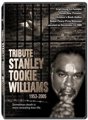 Tribute Stanley Tookie Williams DVD Movie