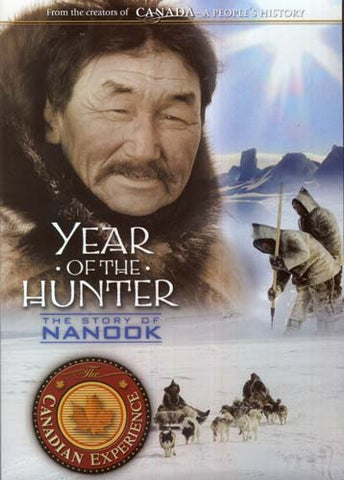 Year of The Hunter - The Story Of Nanook DVD Movie