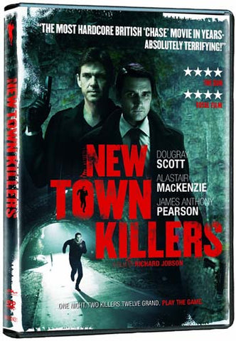 New Town Killers DVD Movie