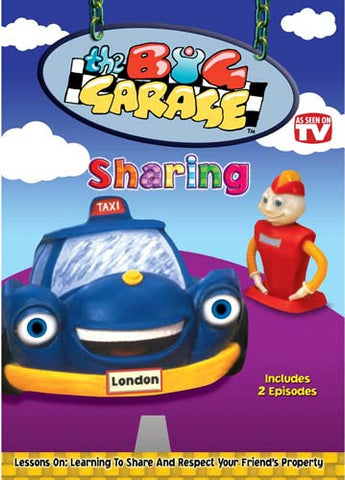 Big Garage - Sharing DVD Movie