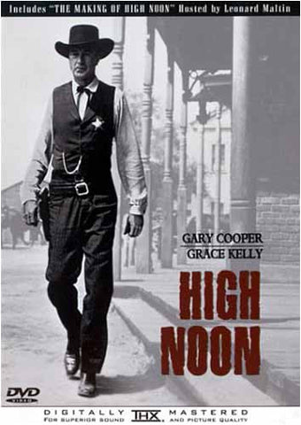 High Noon (Grace Kelly) (MAPLE) DVD Movie