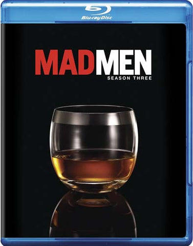 Mad Men - Season Three (3) (Blu-ray) BLU-RAY Movie