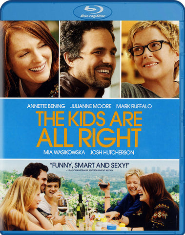 The Kids Are All Right (Blu-ray) BLU-RAY Movie