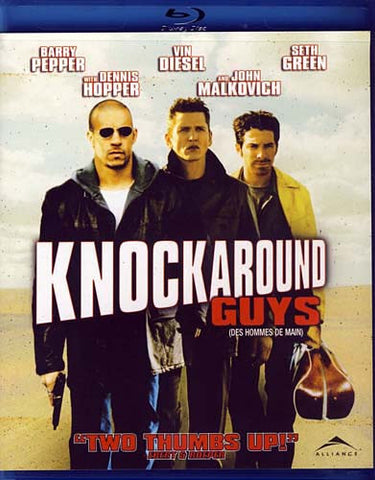 Knockaround Guys (Bilingual) (Blu-ray) BLU-RAY Movie