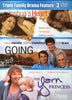 Joshua's Heart, Going Home, The Yarn Princess - Triple Family Drama Feature (Boxset) DVD Movie