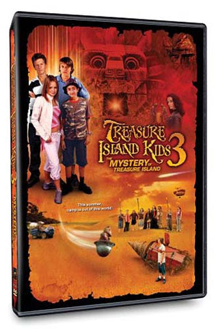 Treasure Island Kids 3 - The Mystery of Treasure Island DVD Movie