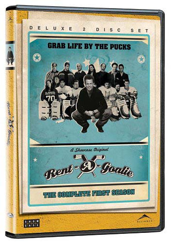 Rent-A-Goalie (Deluxe 2 Disc Set) - The Complete First Season (1) DVD Movie