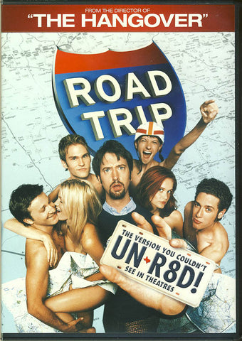 Road Trip (UNR8D! Version) DVD Movie