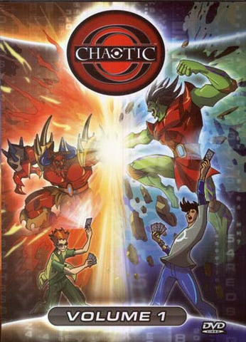 Chaotic Volume 1 DVD Movie
