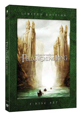 The Lord of the Rings - The Fellowship of the Ring (Limited Edition) (Bilingual) DVD Movie
