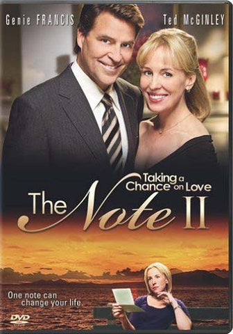 The Note II (2) - Taking a Chance on Love DVD Movie