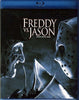 Freddy vs. Jason (Bilingual) (Blu-ray) BLU-RAY Movie