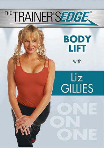The Trainer's Edge - Liz Gillies Body Lift DVD Movie