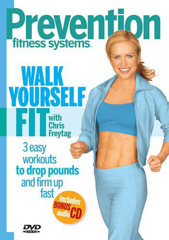 Prevention Fitness Systems - Walk Yourself Fit DVD Movie