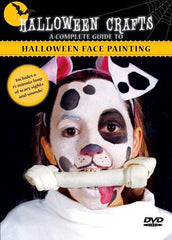 Halloween Crafts - Halloween Face Painting