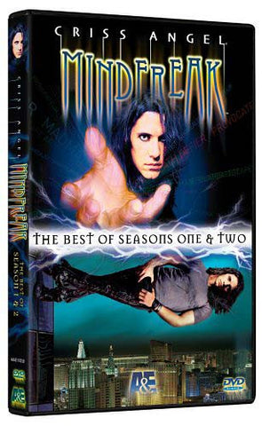 Criss Angel - Mindfreak - Best of Seasons 1 and 2 DVD Movie