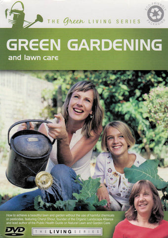 Green Gardening and Lawn Care DVD Movie