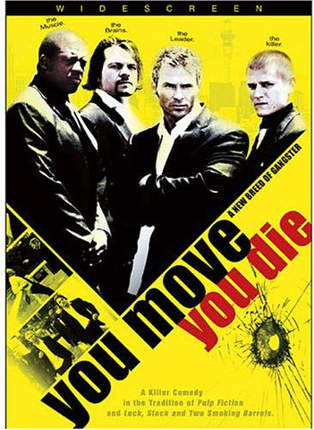 You Move You Die DVD Movie