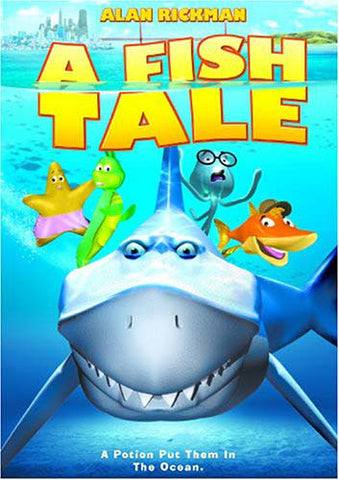 A Fish Tale DVD Movie