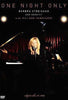 Barbra Streisand Live At The Village Vanguard - One Night Only DVD Movie